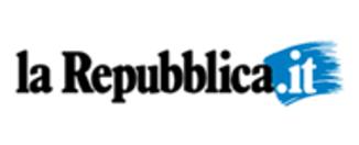 Медиа о нас LaRepubblica
