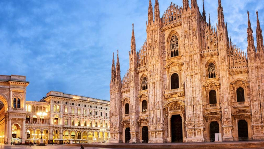 Milan 24 luggage storage places available