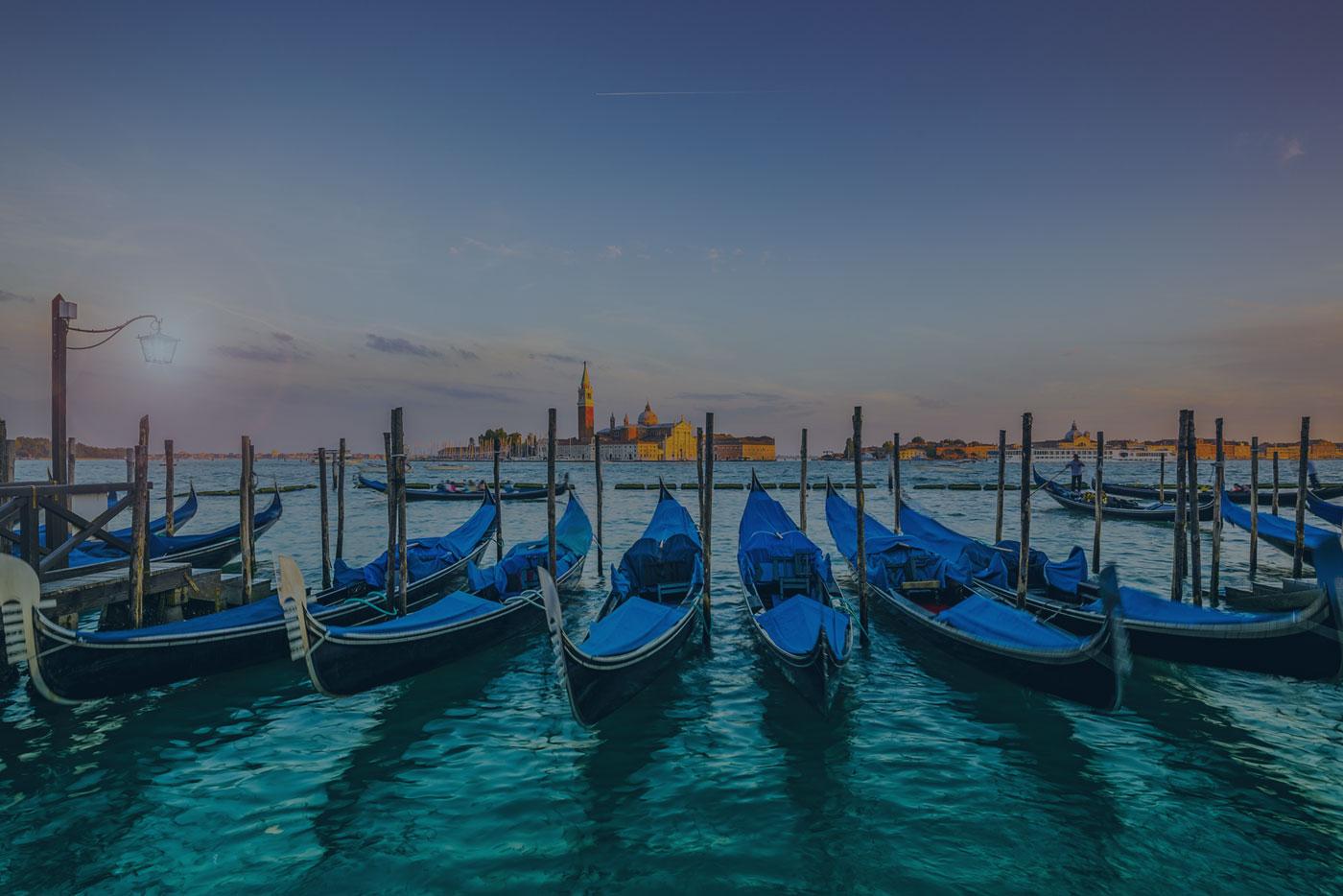 Venise 15consignes à bagages disponibles