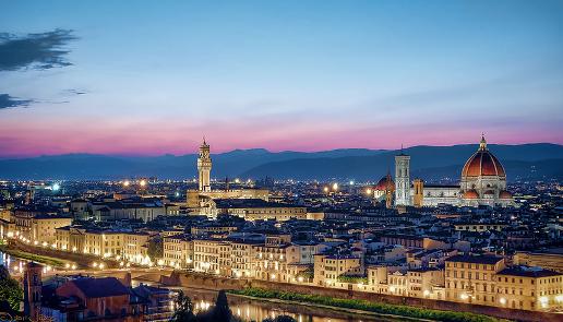 Florence 25consignes à bagages disponibles