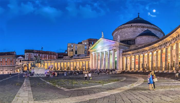 Naples 31consignes à bagages disponibles