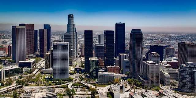 Los Angeles 19 lugares de deposito de equipaje disponibles