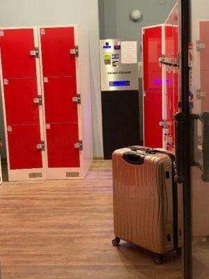 Luggage Storage Great Synagogue