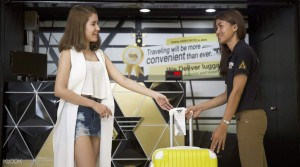 Luggage Storage Terminal 21 Pattaya