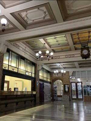 Камера хранения на Станции Стренд