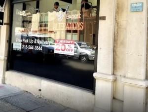 Deposito Bagagli Rittenhouse Square