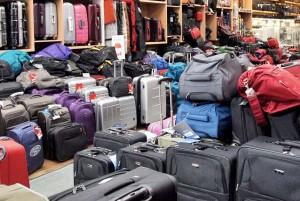 Consigne à bagages Williamsburg