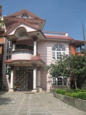 Przechowalnia bagażu Kathmandu Thamel