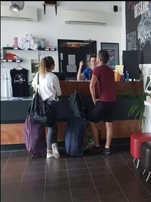 Przechowalnia bagażu Roma Street Station