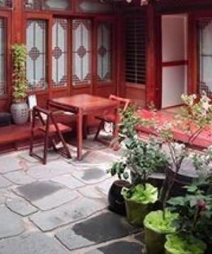 Przechowalnia bagażu Changdeokgung Palace