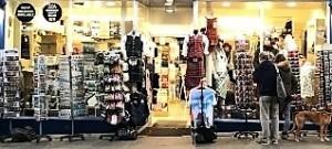 Przechowalnia bagażu Canongate