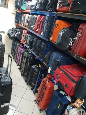 Przechowalnia bagażu King's Cross Road