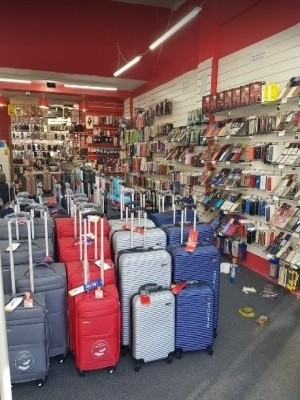 Przechowalnia bagażu Stacja Fulham Broadway