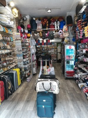 Przechowalnia bagażu Via Marsala