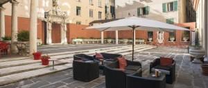 Przechowalnia bagażu Palazzo Rosso