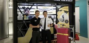 Przechowalnia bagażu Port Lotniczy Don Mueang